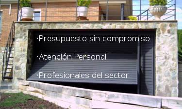 Puertas garaje automaticas barcelona instalar reparar presupuesto - Puertas automaticas garaje precios ...
